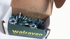 Walraven BIS rapidrail 10 mm Dado scorrevole. Scatola di 50. numero di parte 6513110 #26e310