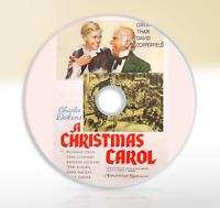 A Christmas Carol (1938) DVD Classic Charles Dickens Drama Movie / Film