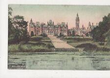 Eaton Hall Chester [JWS 2502] 1908 Postcard 846a