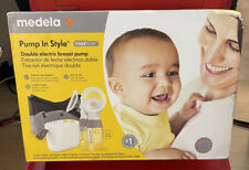 New listing Medela Pump In Style Double Electric Breast Pump with MaxFlow Technology (new)