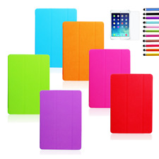 Trifold Slim Smart Cover Leather Case Stand For Apple iPad Mini 1 2 3 Generation