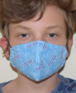 Face Mask With Nano Silver Technology Reusable Washable Masks Men Women Children