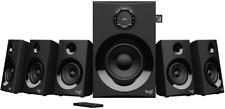 Logitech Z607 5.1 Surround Sound Lautsprecher Subwoofer Set Bluetooth Cinch UKW