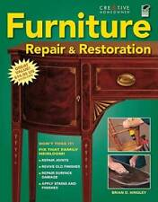 Furniture Repair & Restoration (Home Improvement) - Paperback - VERY GOOD
