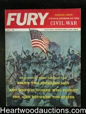 Fury May 1961 Special Civil War Issue