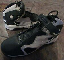 Reebok The Pump Green White Basketball Shoes Size 18 EUC