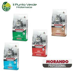 Morando MIGLIOR GATTO PROFESSIONAL 2 KG CROCCANTINI GATTO ADULT ++PROMO++