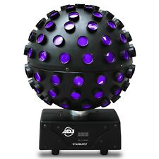 American DJ ADJ Starburst Multi Color Lighting HEX LED Sphere Beam Light Effect