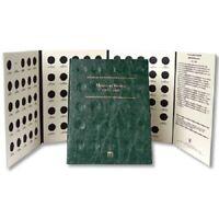 Coin Folder for 1916-1945 Mercury Dimes LCF20 Quality Gift Album by Littleton