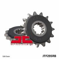 JT Rubber Cushioned Front Sprocket 15 Teeth fits Honda CBR500 F 1987