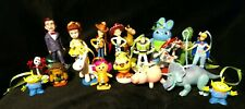 New Disney Mega Toy Story 4 Christmas Ornament Set Gabby Forky Benson Woody 19