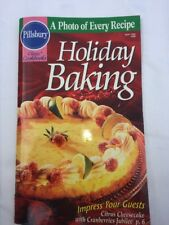 Pillsbury Classics Cookbook Holiday Baking 1996 #189   KITCHEN COOKING