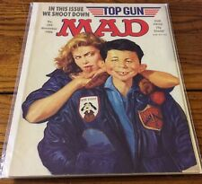 "Mad Magazine Back Issue # 295 November 1986 ""Top Gun"""
