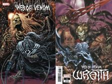 WEB OF VENOM WRAITH #1 COVER A & RYP VARIANT SET  9/9/20 FREE SHIPPING AVAILABLE