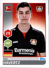 TOPPS Bundesliga 2017/2018 - Sticker 180 - Kai Havertz