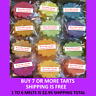 WAX TARTS SINGLES BUY 7 OR MORE GET FREE SHIPPING Wax Melt Heavily Scented