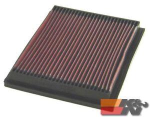 K&N Replacement Air Filter For MAZDA 929/B2200/B2600 33-2117