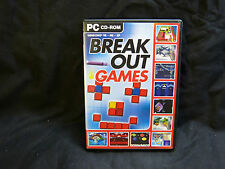 Cd-Rom : Break out Games