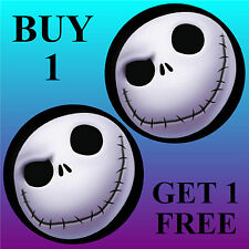 Nightmare Before Christmas-Fun coche / la ventana de Sticker + 1 Gratis-Nueva-Regalo