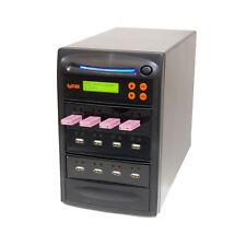 SySTOR 1-11 USB Memory Stick Duplicator Jump Drive Wiper Copy Flash Media Data
