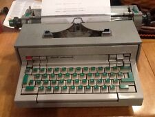 1968 Olivetti Underwood PRAXIS 48 Electric Typewriter MODERN DESIGN