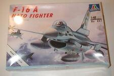 Italeri F-16 A Nato Fighter 1:48 Scale SEALED