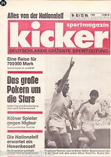 Magazin Kicker 45/1977,Bundesliga,