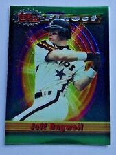 Jeff Bagwell 1994 Topps Finest Sample Promo Prototype Test Issue Houston Astros