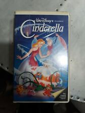 Cinderella, Disney Classics Black Diamond VHS