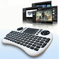 2.4G Mini Wireless Keyboard Touchpad Air Mouse For KODI Android Smart TV Box PC