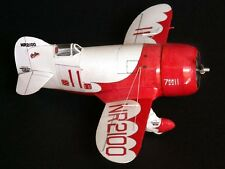 Modelik 24/05 - Gee-Bee R-1    1:33      mit Lasercutteilen