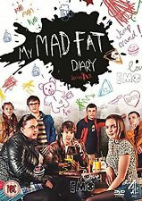 My Mad Fat Diary Complete Series 3 DVD All Episodes Third Season UK Release NEW