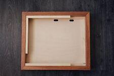 Plinth-for-Thorens-150- mahogany