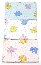 Unbranded Unisex Cot Flat Sheets