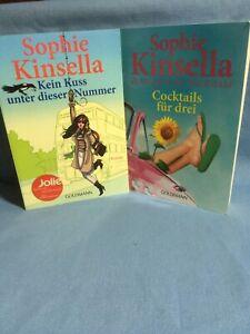 Sophie Kinsella - 2 Taschenbücher