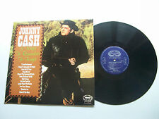 "Johnny Cash - I Forgot To Remember To Forget - UK 12"" Vinyl LP Hallmark SHM884"