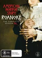 American Horror Story - Roanoke (DVD, 2017, 4-Disc Set) R/4