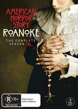 AMERICAN HORROR STORY ROANOKE SEASON 5 DVD, NEW & SEALED, REGION 4. FREE POST