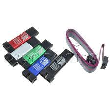 2PCS USB ISP USBISP USBASP ASP Programmer for 51 ATMEL AVR WIN7 64 Random Color