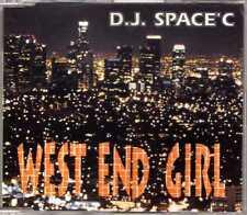 DJ Space'C - West End Girl - CDM - 1993 - Eurodance 5TR Factory Team