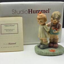 Goebel Mj Hummel club figurine germany box coa Bh20 Token of Love present gift