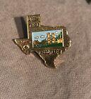 VTG Shriners Masonic Freemason Islam Temple Fez Lapel Pin Karem Temple Waco TX