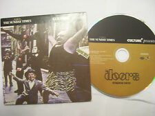 THE DOORS Strange Days – 2008 UK CD PROMO – Classic Rock - BARGAIN!