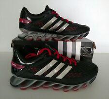 261fcd928 Adidas Springblade Razor Women s Sz 8.5 Running Course Shoes Black Vivid  Berry