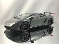 AUTOart Lamborghini Gallardo LP570 Super Trofeo Stradale Grey 1:18