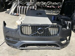 2016 2017 2018 2019 2020 VOLVO XC90 FRONT COVER W/BALANCE OEM USED