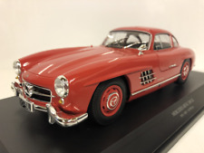 Mercedes Benz 300 SL W198 Red 1955 1 18 Model Minichamps