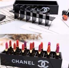 Chanel Acryl Makeup Lippenstiftorganizer, spezielle Kundengeschenke 🎁