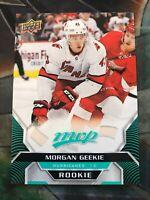 2020-21 Upper Deck Mvp MORGAN GEEKIE ROOKIE GREEN 225 | 1 Card