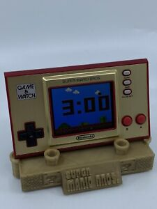Super Mario Bros Nintendo Game and Watch Stand
